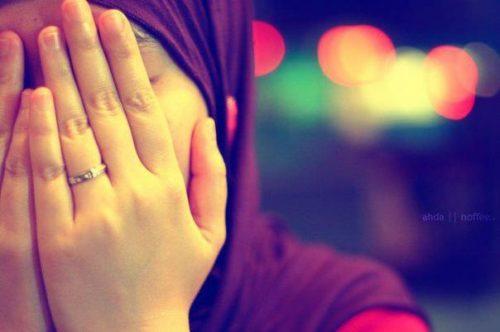 muslim woman dua