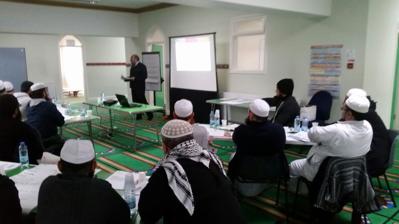 Level 1 Safeguarding by Faith Associates at Masjid Al Farouq