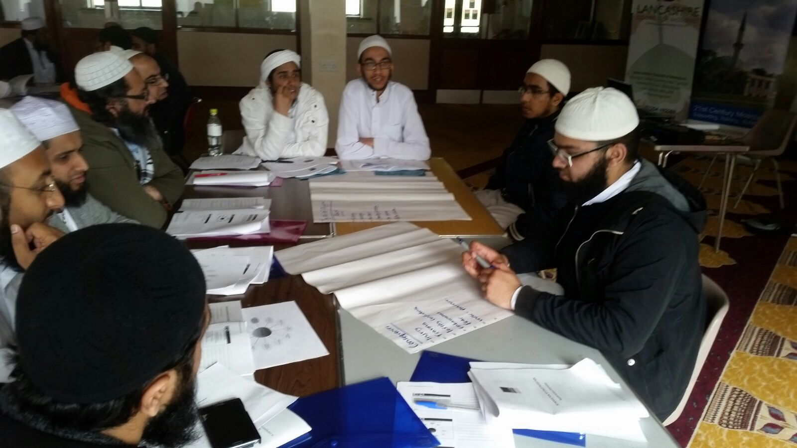 Level 1 Safeguarding Training for Madrassah teachers by Faith Associates (2)