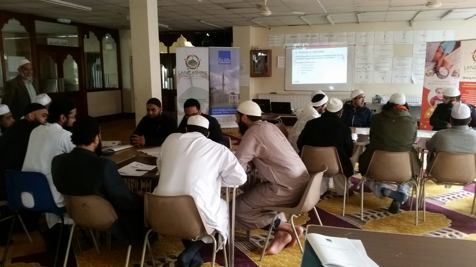 Level 1 Safeguarding Training for Madrassah teachers by Faith Associates