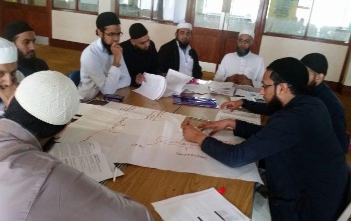 Level 1 Safeguarding training for Madrassah teachers