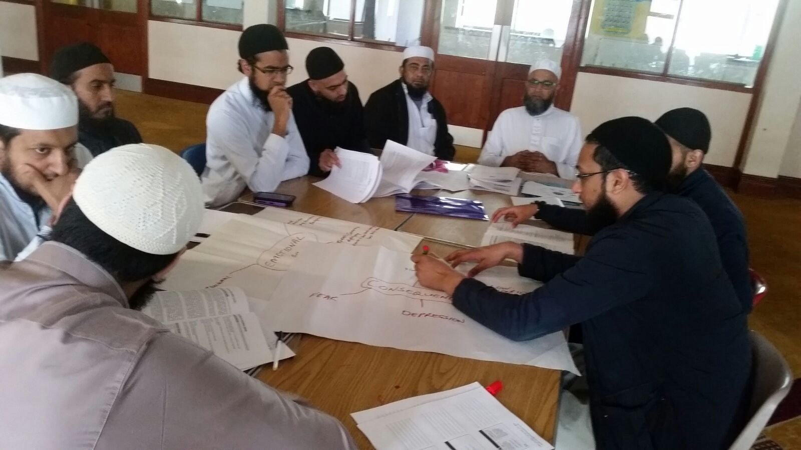 Level 1 Safeguarding training for Madrassah teachers